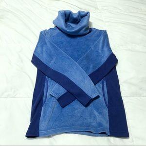 L.L. Bean Girls Turtleneck Sweatshirt